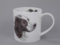 ORKNEY Hannah Longmuir Dog Collection Springer Spaniel -porcelana