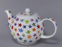 CZAJNIK DUŻY Starburst -porcelana (1,2 l)