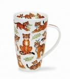 HENLEY -Tigerrrific -porcelana