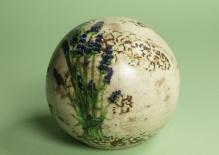"""W 18188 """"Lawenda"""" kula ceramiczna"""