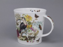 CAIRNGORM Voyage Discovery Bird -porcelana
