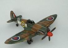 "LP 04797 Samolot ""Spitfire"""