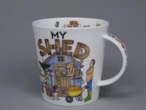 CAIRNGORM My Shed -porcelana