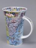 GLENCOE The U.S.A. -porcelana