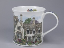 WESSEX Country Cottages Stone - porcelana