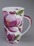 HENLEY Magnolias Dark Pink -porcelana