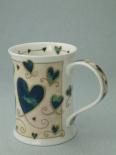COTSWOLD Romance Blue -porcelana