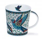 LOMOND -Terrazzo Bird -porcelana