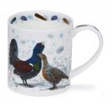 ORKNEY -Gamebirds Capercailles -porcelana