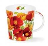 LOMOND -Kelmscott Red -porcelana