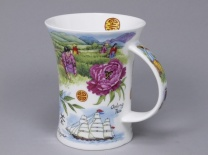 RICHMOND World Tea Chinese -porcelana