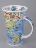 GLENCOE World Geography - porcelana
