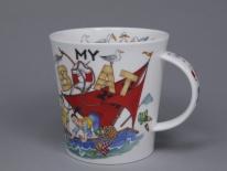 CAIRNGORM My Boat -porcelana