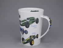 ARGYLL Motorsport F1 -porcelana