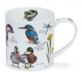 ORKNEY - Country Notebook Riverbank Notebook - porcelana