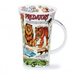GLENCOE -Predators -porcelana