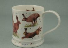 IONA Hares -porcelana