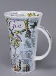 GLENCOE World of Gin- porcelana