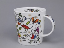 LOMOND Wonderland Birds- porcelana