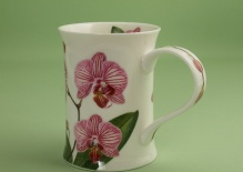 COTSWOLD Orchids Stripy - porcelana