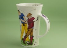 GLENCOE Golf Crazy - porcelana