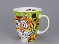 NEVIS Go Wild Tiger- porcelana
