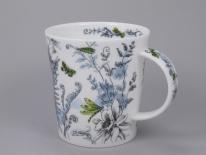 LOMOND Hidden Garden Green- porcelana