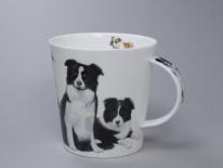 CAIRNGORM Dogs & Puppies Collie -porcelana