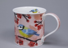 BUTE Little Birdies Blue Tit - porcelana
