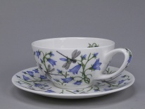 Filiżanka TEA FOR ONE Dovedale Harebell - porcelana (0,25 l)