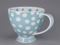 SKYE Dottie Turquoise -porcelana