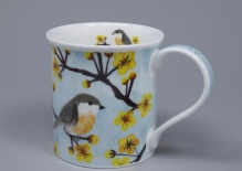 BUTE Little Birdies Wren - porcelana