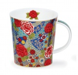 LOMOND -Kimono Red -porcelana