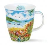 NEVIS -Coastal View Garden -porcelana