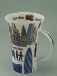 GLENCOE London - porcelana
