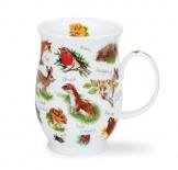 SUFFOLK -Animal Life Hedgehog -porcelana