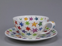 Filiżanka TEA FOR ONE Starburst - porcelana (0,25 l)