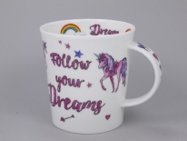 LOMOND Slogans Dreams -porcelana
