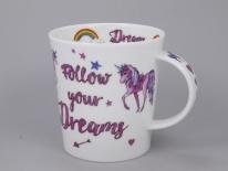 LOMOND Slogans Dreams -porcelana
