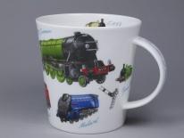 CAIRNGORM Classic Collection Trains -porcelana