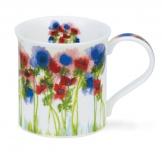 BUTE -Floral Haze Anemone -porcelana