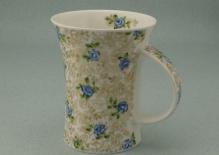 RICHMOND Rose Gold Blue -porcelana