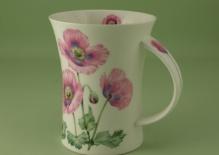 RICHMOND Poppies Pink -porcelana