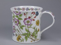 WESSEX Milano Wild Rose -porcelana