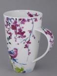 HENLEY Birdsong Pink Bird- porcelana