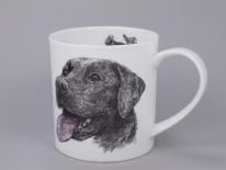 ORKNEY Hannah Longmuir Dog Collection Labrador -porcelana