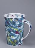 ARGYLL Lava Petrol -porcelana