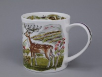 ORKNEY Enchantment - Deer - porcelana