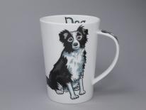 ARGYLL Dog -porcelana