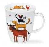 NEVIS -High Climbers Donkey -porcelana